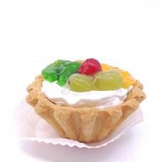 Пирожное корзинка фруктовая СЕВЕРНЫЙ 2