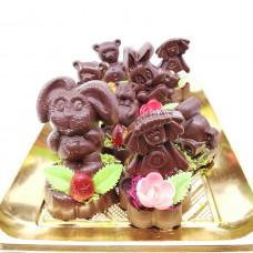 Декор шоколадный СЕВЕРНЫЙ 2