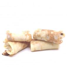 Блинчики клубника со сливками весовые (в упаковке 4шт.) СЕВЕРНЫЙ 2