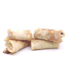 Блинчики с клубникой весовые (в упаковке 4шт.)