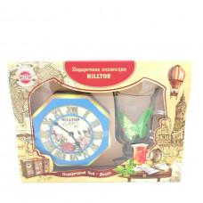 Подарочный набор Чай Hilltop Collection Южное небо с бокалом, 100г