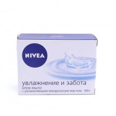 Крем-мыло Nivea нежное увлажнение, 100 гр