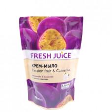 Крем мыло Fresh Juice  Passion fruit camellia  460 мл