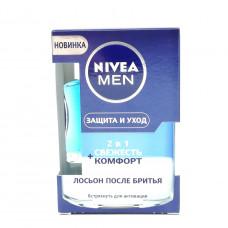 Лосьон  Nivea Men после бритья свежесть и комфорт, 100мл