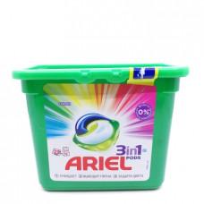 Капсулы Ariel color для стирки 23*28,8 гр