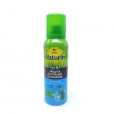 Аэрозоль Gardex Naturin от клещей и комаров 100 мл