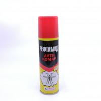 Аэрозоль Рефтамид анти комар 145 мл