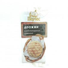 Дрожжи Перчес сушеные хлебопекарные, 10г