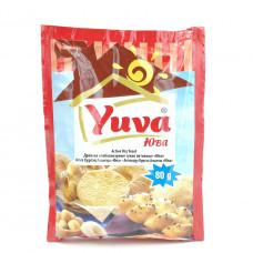 Дрожжи Yuva сухие хлебопекарные активные, 80 гр