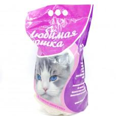 Наполнитель Любимая Кошка для короткошерстных кошек, 5л