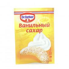 Сахар Dr.Oetker ванильный, 8 гр