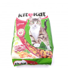 Корм Kitekat для кошек мясной пир 1,9 кг