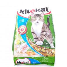 Корм Kitekat для кошек улов рыбака 1,9 кг