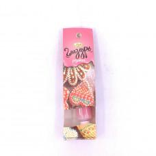 Глазурь кондитерская розовая 30 гр