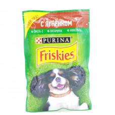 Корм для собак Friskies ягненок, 85г