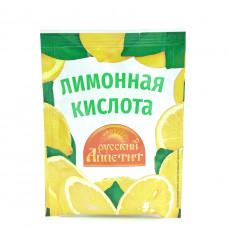 Лимонная кислота Русский Аппетит, 10г