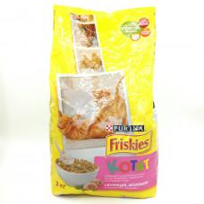 Корм Friskies  Junior для котят, 2кг