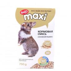 Кормовая смесь Ешка Maxi для декоративных кроликов  Основной рацион 750гр
