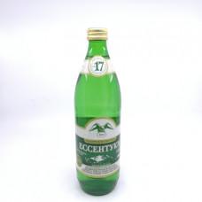 Вода Ессентуки №17 минеральная лечебно-столовая газированная, 0.5л