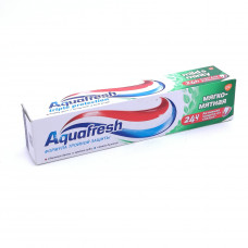 Зубная паста Aquafresh тотал мягкая мята 100 мл
