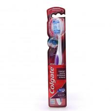 Зубная щетка Colgate 360 Оптик Уайт средней жесткости