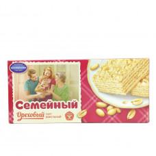Торт вафельный Семейный с арахисом, 230г