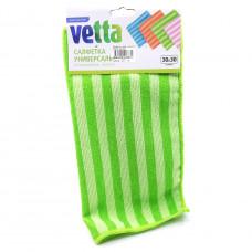 Салфетка Vetta из микрофибры универсальная, 1шт.