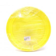 Тарелка одноразовая цветная, 5шт.