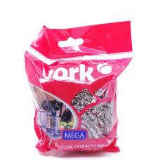 Губка для мытья посуды York спиральная 1шт