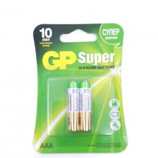Батарейка GP Super 2 шт