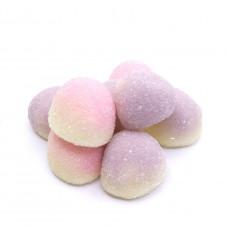Жевательный Мармелад Маяма со вкусом клубники со сливками Яшкино