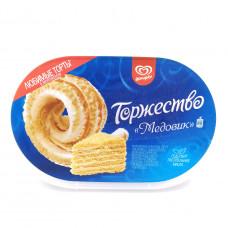 Мороженое  Торжество Медовик  430гр