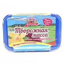 Масса творожная Продукт Масленково Ваниль с шоколадной крошкой 20%, 450 гр