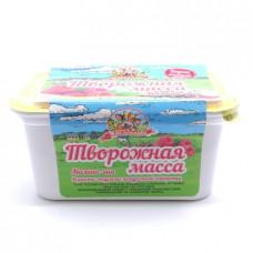Масса творожная Продукт Масленково Малина-чиа 20%, 450 гр
