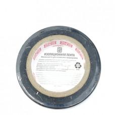 Изолента ПВХ 15мм-10мм черная