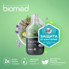 Ополаскиватель д/рта Biomed well gum 500мл