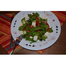 Деревенский греческий салат, 200 г FARAON