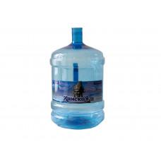 Вода питьевая Ханская 19 л (без тары)