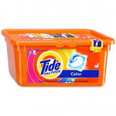 Капсулы для стирки TIDE Color 30*24