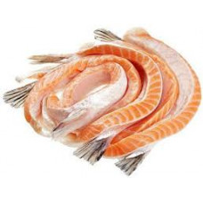 Брюшки лосося св/мор слабосоленые
