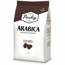 Кофе в зернах Paulig Arabica, 1 кг м/у
