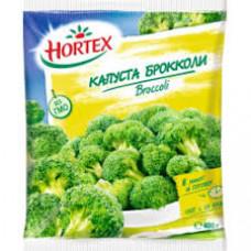 Капуста брокколи Hortex замороженная, 400 гр
