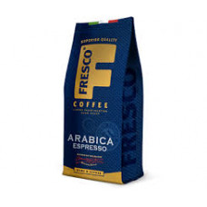 Кофе в зернах FRESCO Arabica Еspresso, 200 гр м/у