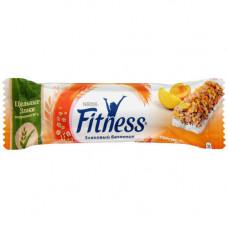 Батончик злаковый Fitness с персиком и абрикосом 23,5 г