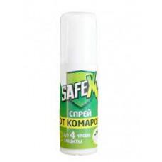 Аэрозоль от комаров и клещей SAFEX 100мл