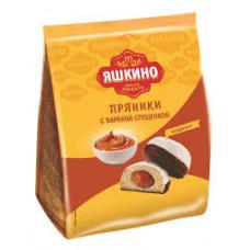 Пряники Яшкино с вареной сгущенкой, 350 гр