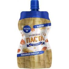Паста арахисовая Vicenta с орехами, 65 гр