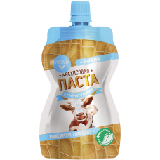 Паста арахисовая Vicenta молочная, 65 гр