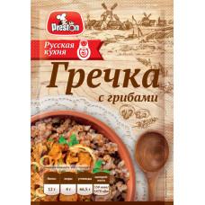 Каша гречневая Preston с грибами, 40 гр