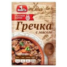 Каша гречневая Preston с мясом, 40 гр